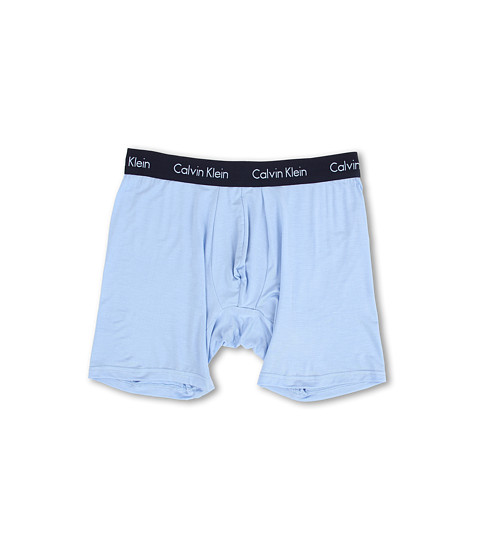 Calvin Klein Underwear - Body Micro Modal Boxer Brief U5555 (Oxygen/Blue Shadow Waistband) Men