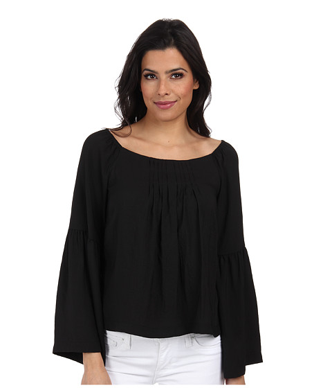 Nanette Lepore - Island Party Top (Black) Women