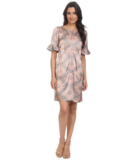 Nanette Lepore - Marseille Sheath (Creamsicle) Women's Dress