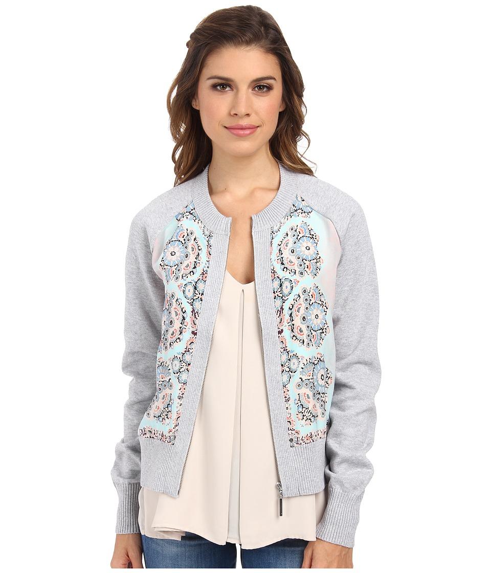 Nanette Lepore - Dreamchaser Jacket (Aqua) Women's Jacket