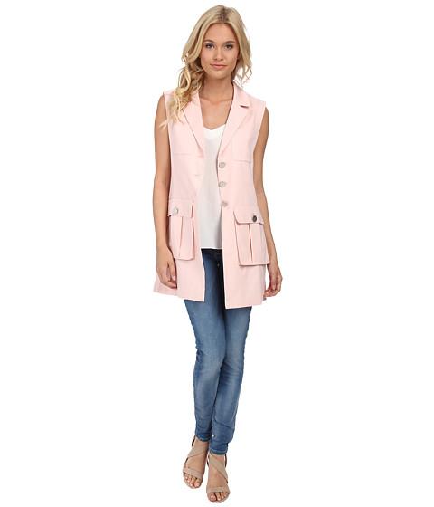 Nanette Lepore - Villa Vest (Light Pink) Women's Vest