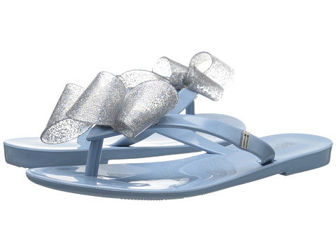 Mini Melissa - Harmonic Bow (Little Kid) (Blue) Girls Shoes