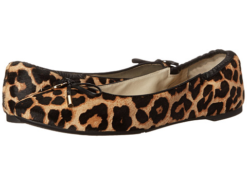 MICHAEL Michael Kors - Melody Ballet (Natural Cheetah Haircalf) Women