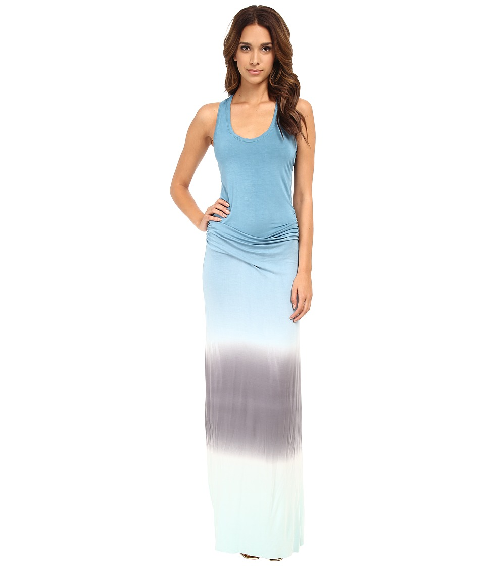 Young Fabulous & Broke - Hamptons Maxi (Teal Sky/Ombre) Women's Dress