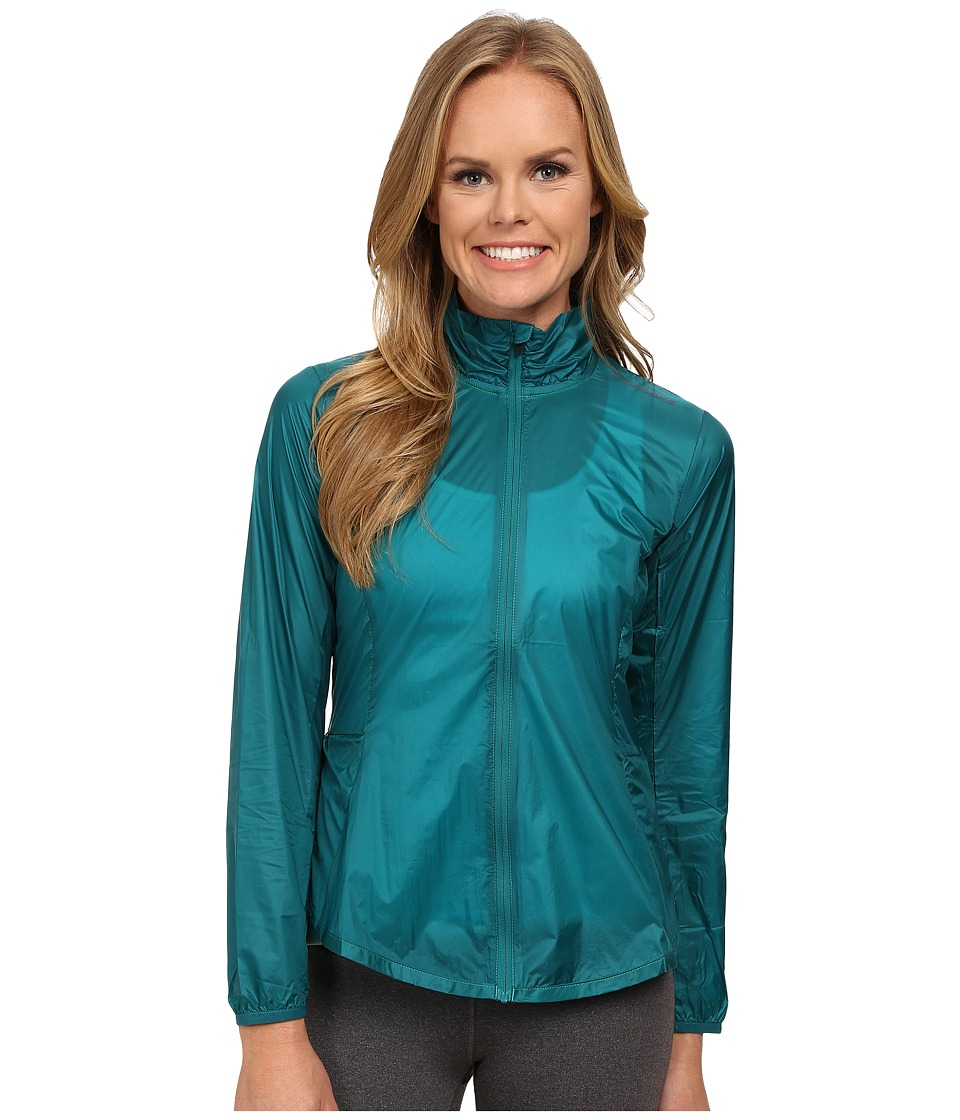 Brooks - LSD Jacket (Kale) Women's Coat