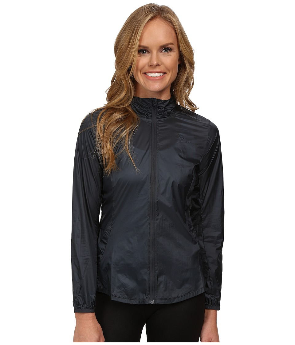 Brooks - LSD Jacket (Asphalt) Women's Coat