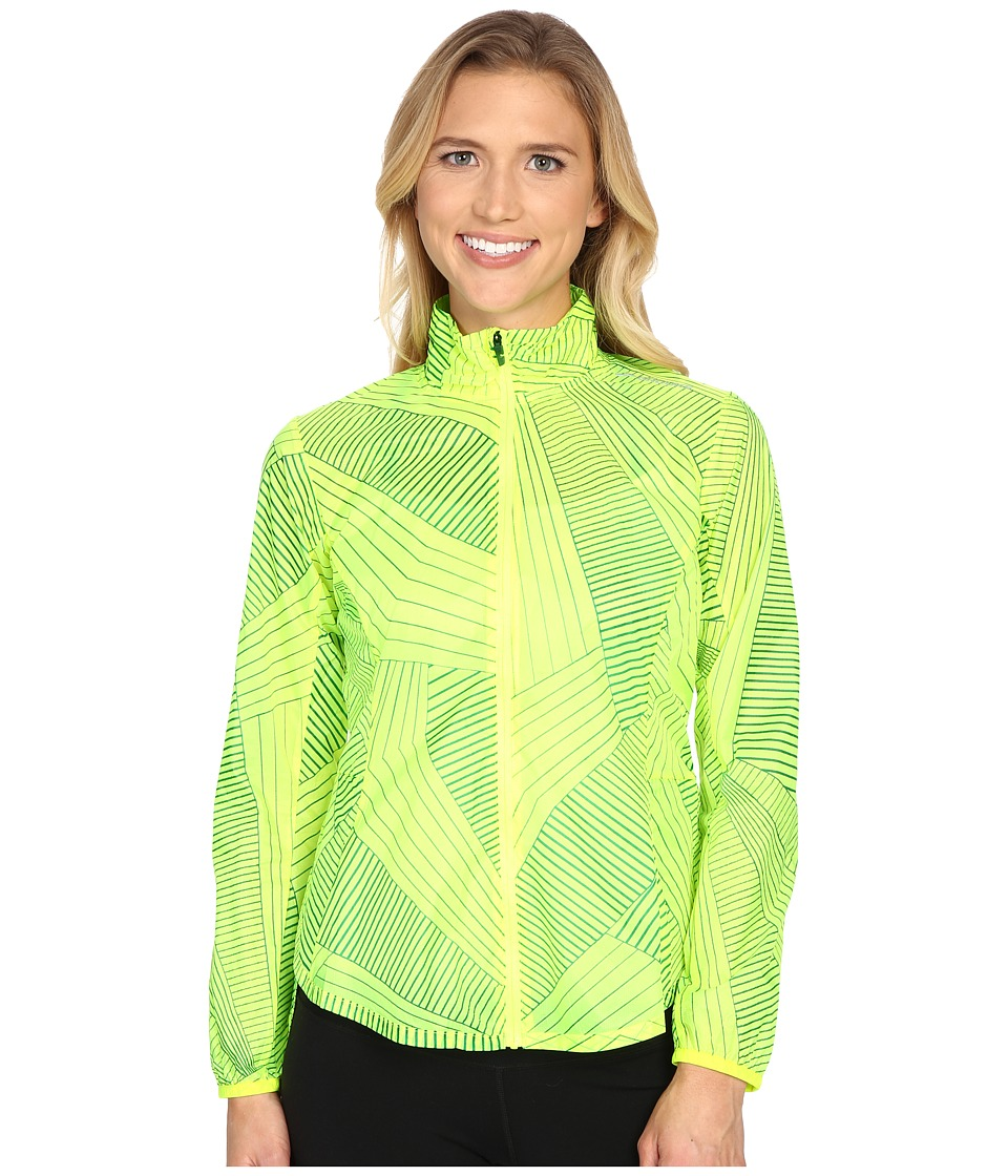 Brooks - LSD Jacket (Nightlife Big Sunshine) Women's Coat