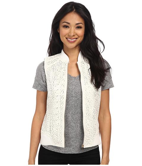 KUT from the Kloth - Naara Vest (White) Women's Vest