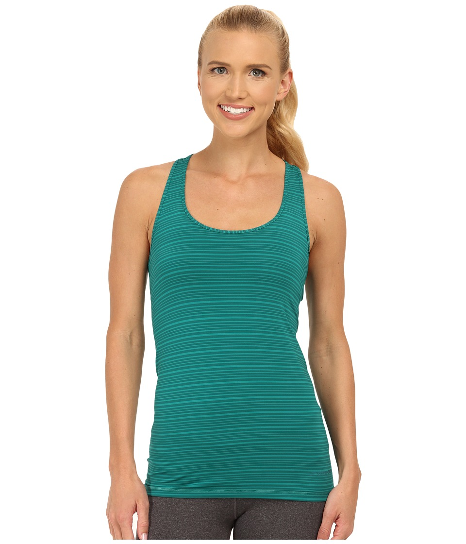 Brooks - Go-To Tank Top (Kale) Women's Sleeveless