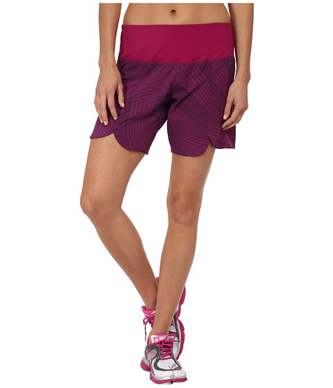 Brooks - Racey 7 Shorts (Heather Little Sunshine) Women