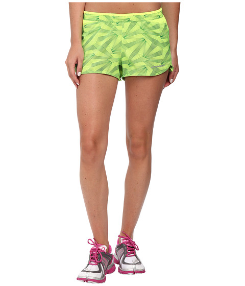 Brooks - Racey 2.5 Split Shorts (Nightlife) Women's Shorts