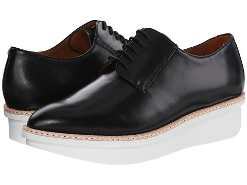 10 Crosby Derek Lam - Gordon (Black Calf) Women's Shoes