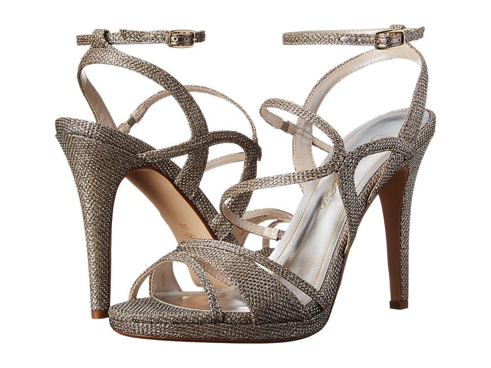 Caparros Topaz (Champagne Sparkle) High Heels