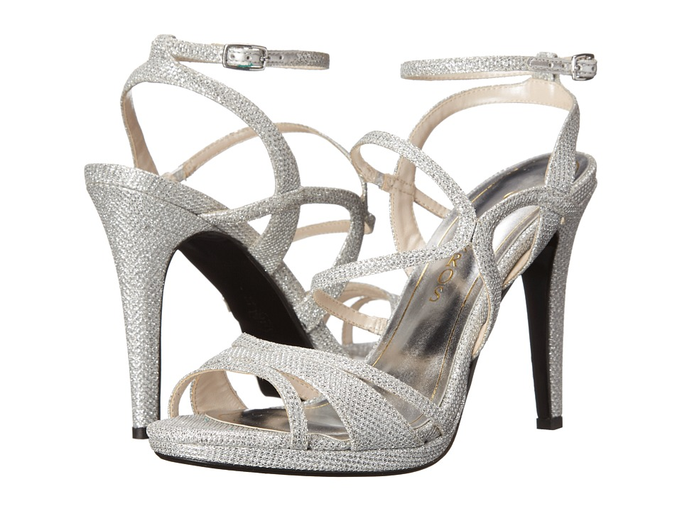 Caparros Topaz (Light Silver Sparkle) High Heels