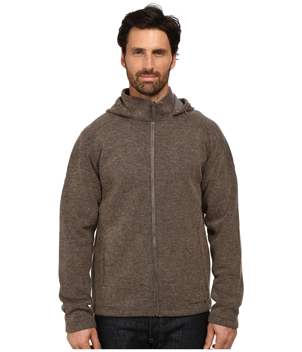 Merrell - Big Sky Hoodie (Cappuccino Heather) Men's Sweatshirt
