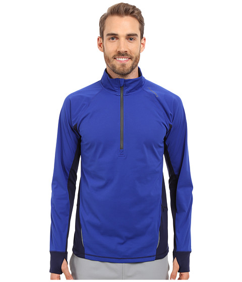 Brooks - Drift 1/2 Zip (Marathon) Men's Long Sleeve Pullover