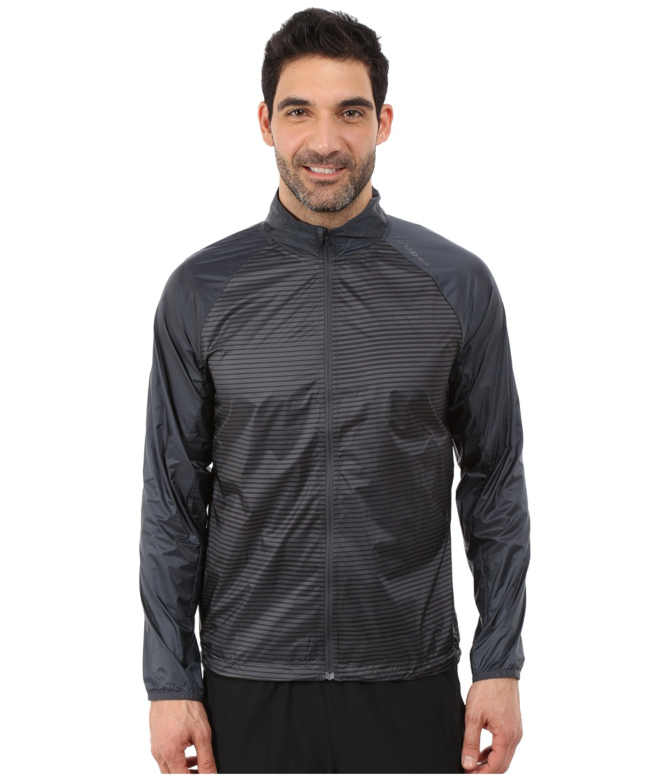Brooks - LSD Jacket (Asphalt Lightspeed) Men's Coat