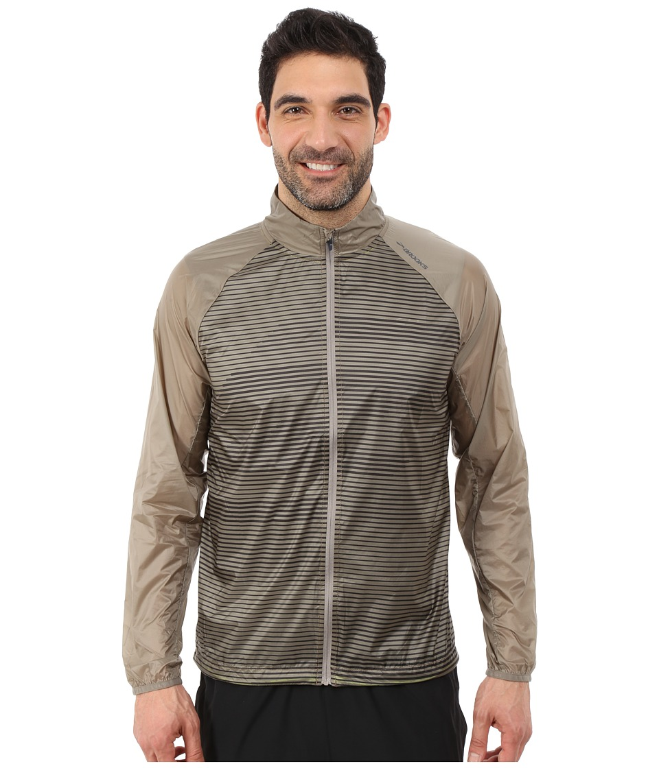Brooks - LSD Jacket (Carb Lightspeed) Men's Coat