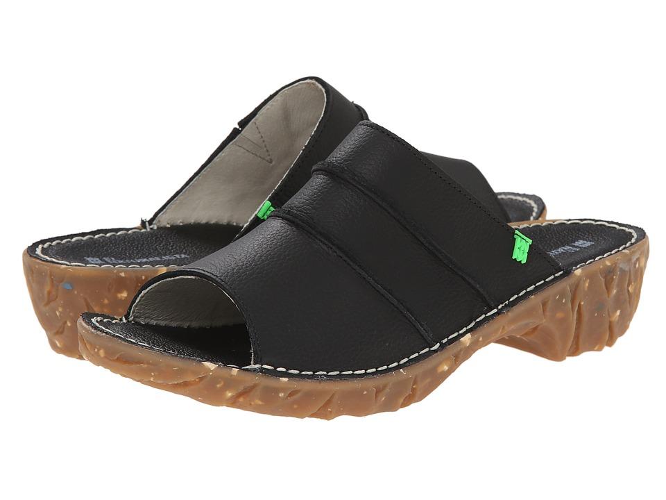 El Naturalista - Yggdrasil NC91 (Black) Women's Shoes