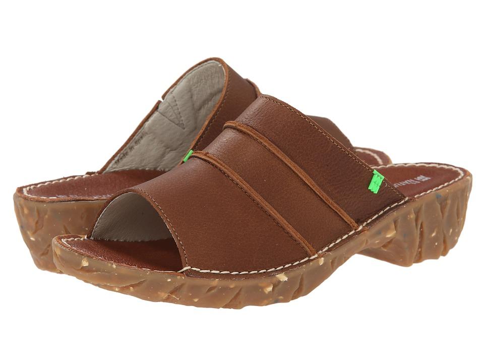 El Naturalista - Yggdrasil NC91 (Wood) Women's Shoes