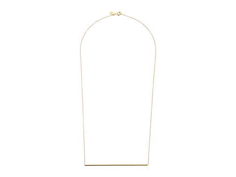 gorjana - Bali Tube Necklace (Gold) Necklace