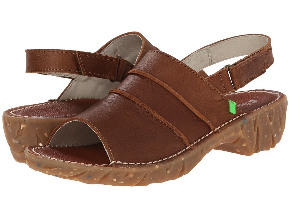 El Naturalista - Yggdrasil NC97 (Wood) Women's Shoes