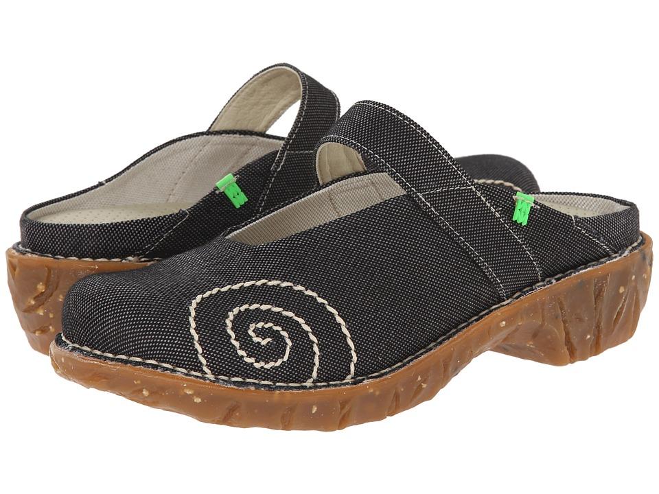 El Naturalista - Yggdrasil NC98 (Black) Women's Shoes