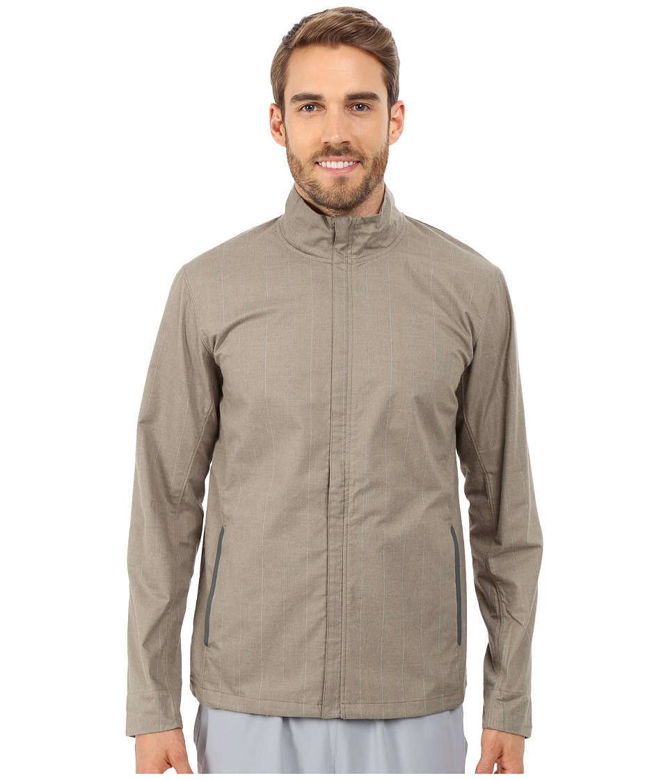Brooks - Bolt Jacket (Heather Carb) Men's Coat