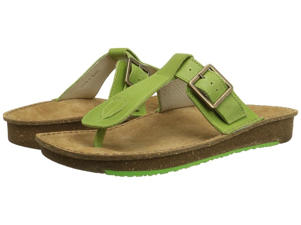 El Naturalista - Contradicion ND31 (Green) Women's Shoes