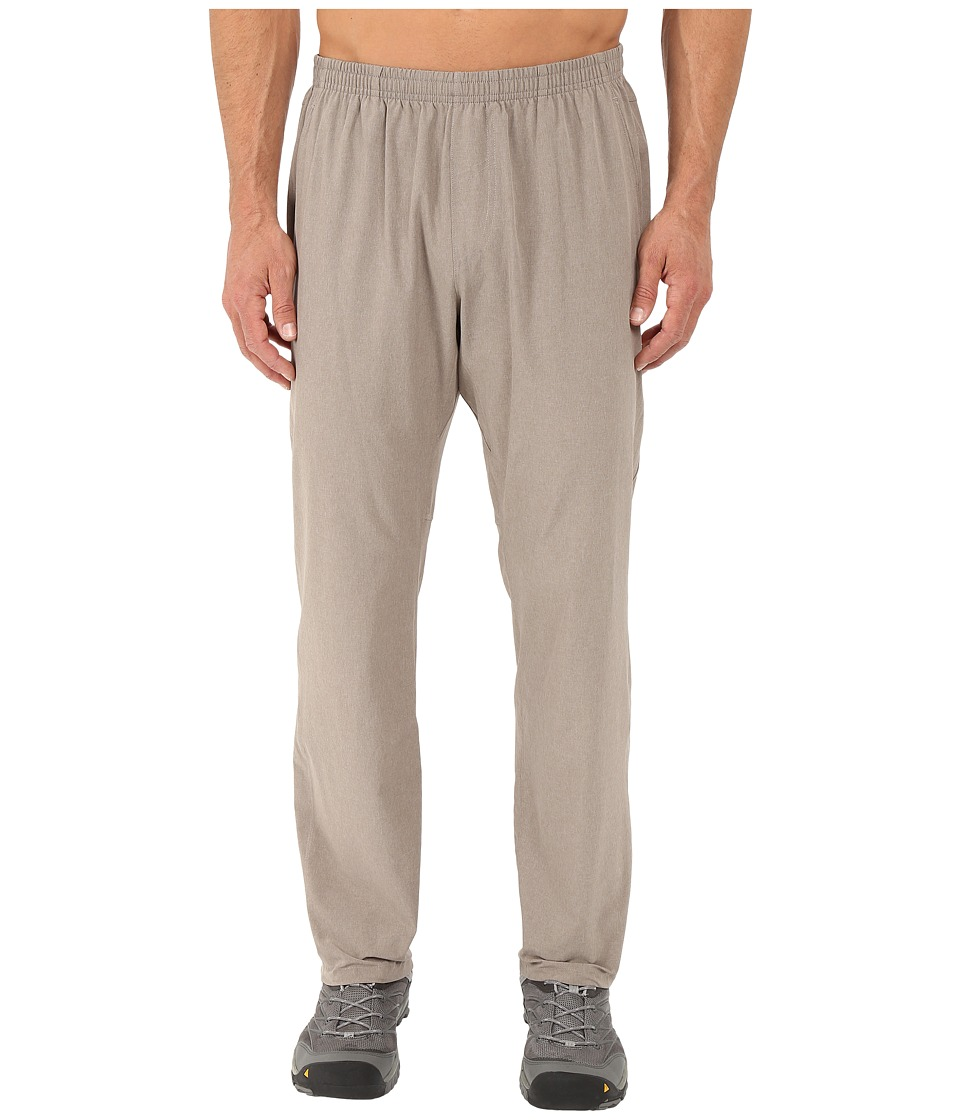 Brooks - Rush Pants (Heather Carb) Men's Casual Pants