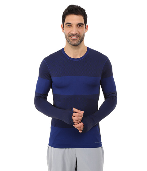 Brooks - Streaker Long Sleeve Top (Marathon) Men's Long Sleeve Pullover