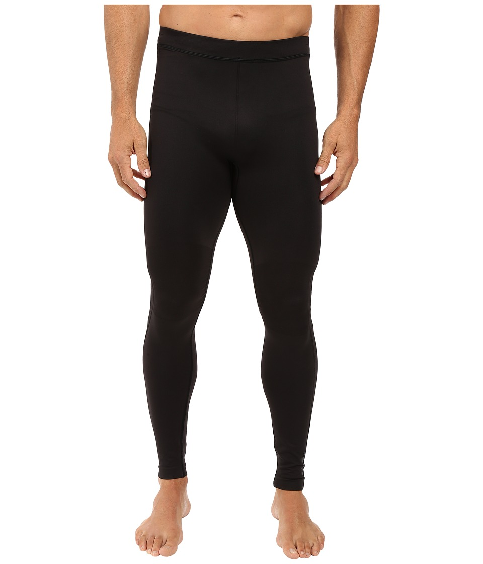Brooks - Streaker Tights (Black) Men's Casual Pants