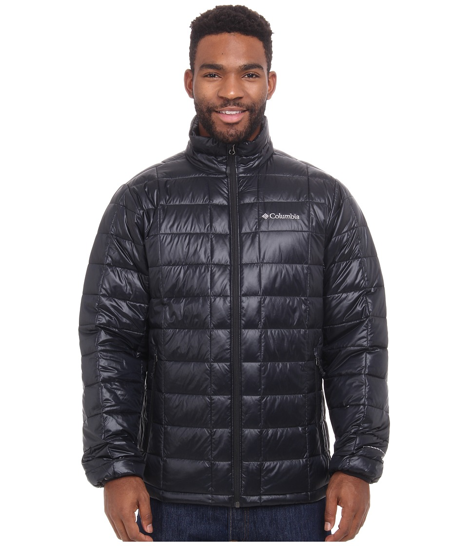 Columbia - Trask Mountain 650 TurboDown Jacket (Black) Men's Coat