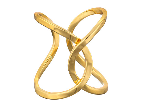 gorjana - Taner Interlocking Ring (Gold) Ring