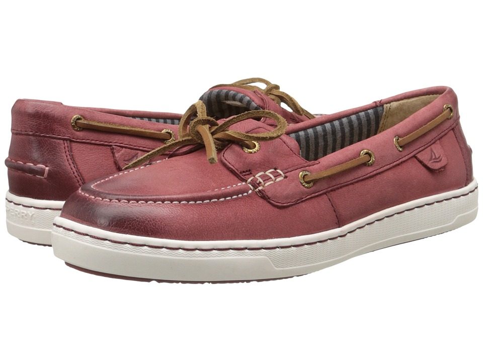 Sperry Top-Sider - Harbor Stroll (Burnt Red) Women