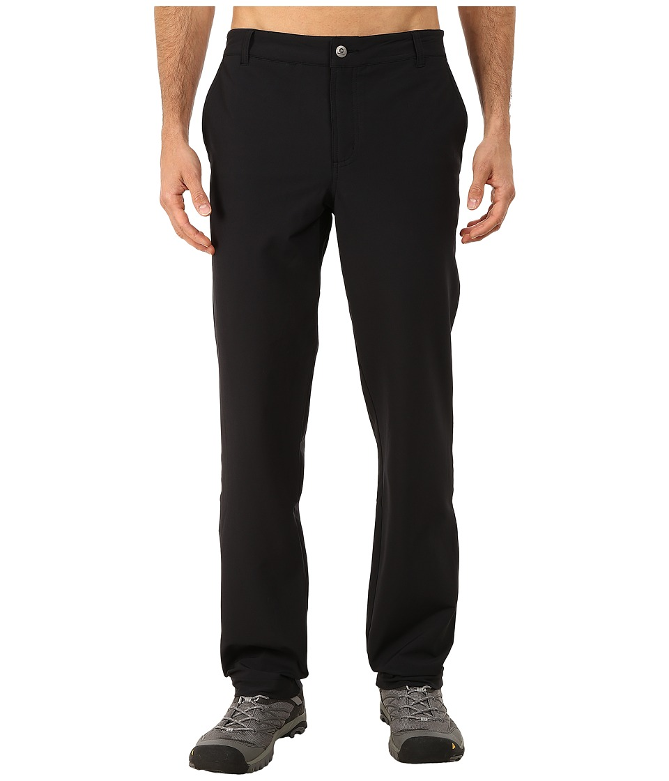 Merrell - Free Terra Pants (Black) Men's Casual Pants