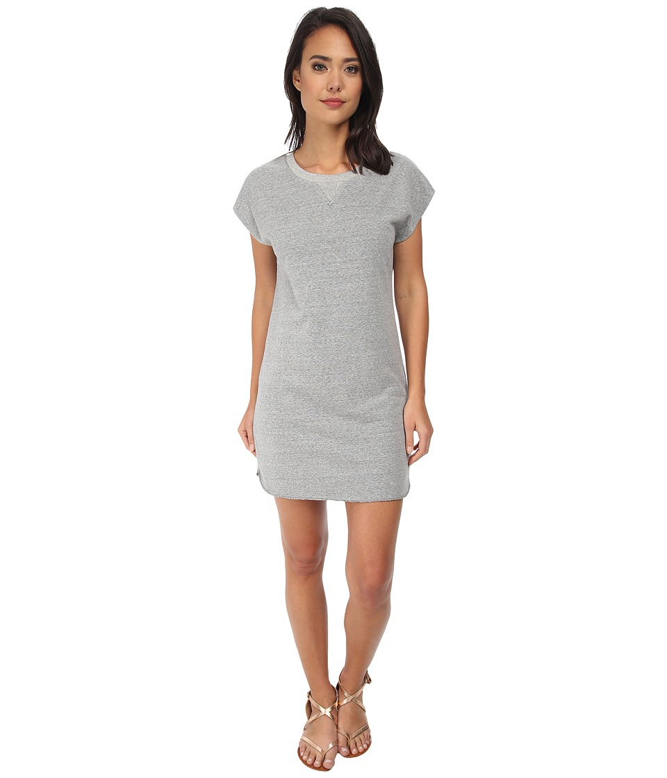 Alternative - Eco Light Jaspe Dress (Eco Grey) Women's Dress