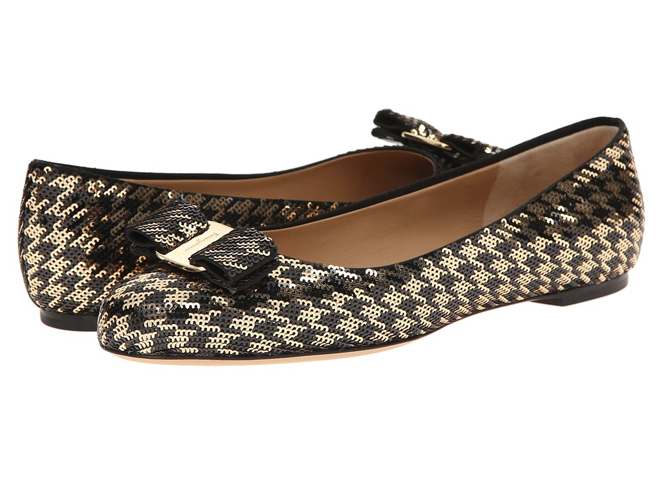 Salvatore Ferragamo - Varina Cool (Nero) Women