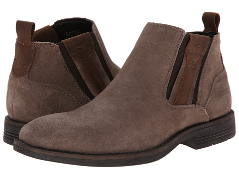Kenneth Cole Reaction - Be A-Ware (Taupe Suede) Men