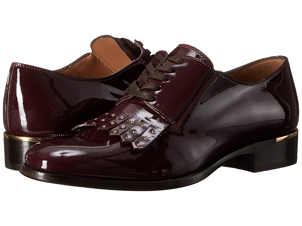 Salvatore Ferragamo - Lalique (Rouge Noir) Women's Shoes