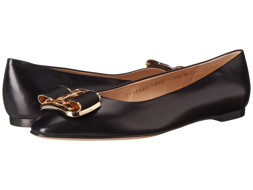 Salvatore Ferragamo Lola (Nero) Women