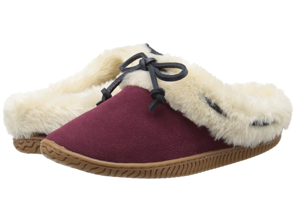 Sperry Top-Sider - Bree Mae (Burgundy) Women