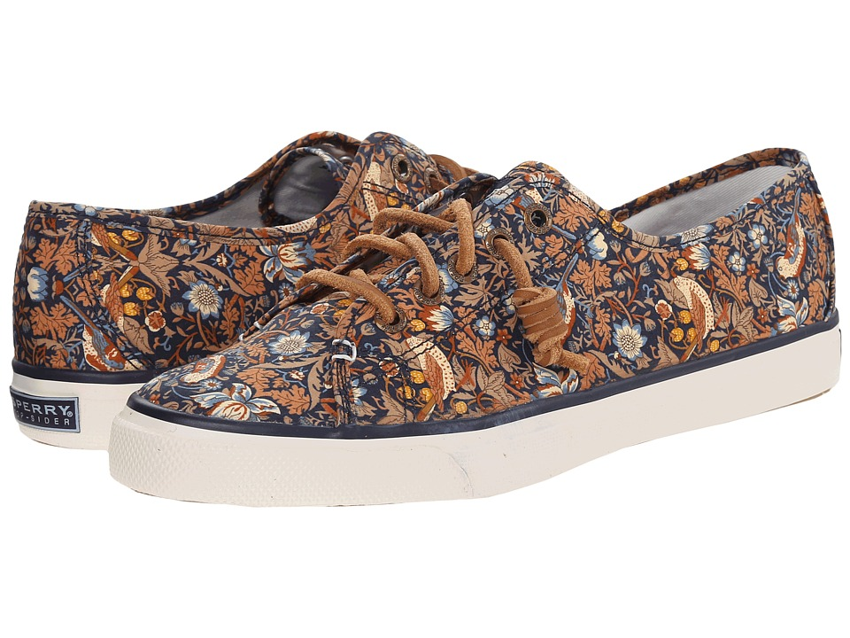 Sperry Top-Sider - Seacoast Liberty Floral (Navy) Women's Lace up casual Shoes