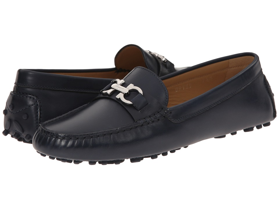 Salvatore Ferragamo Saba (Oxford Blue) Women