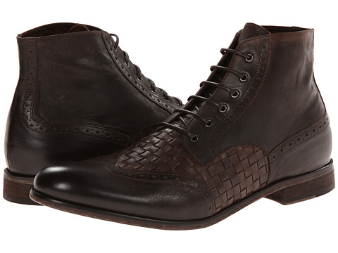 Robert Graham - Perches (Dark Brown) Men's Shoes