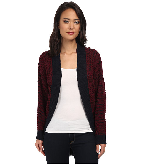 Obey - Saha Wrap (Port Royale) Women's Sweater
