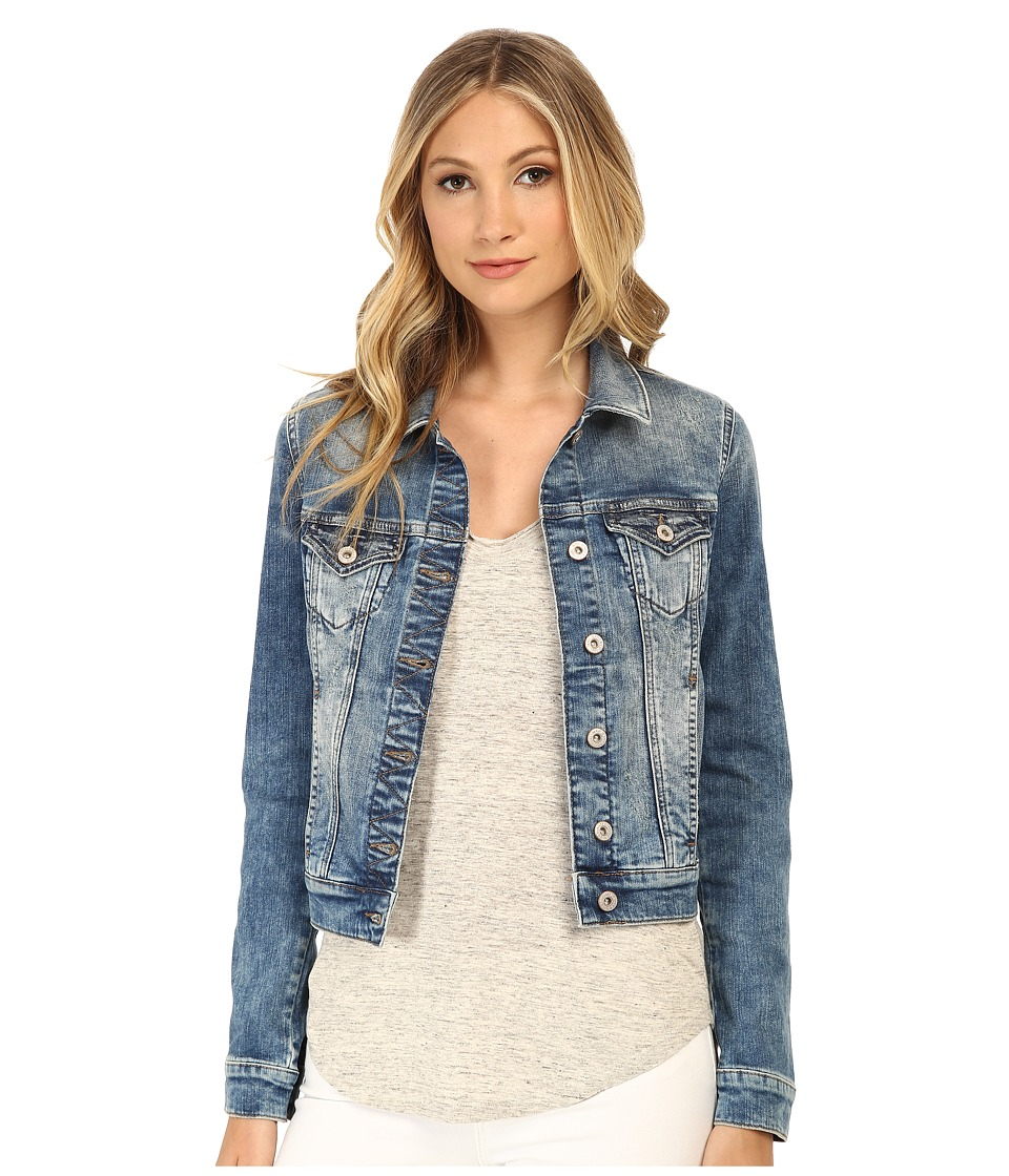 Mavi Jeans - Samantha Denim Jacket (Random Nolita) Women's Coat