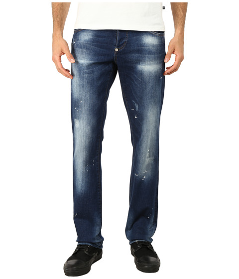 Philipp Plein - Straight Supreme Jeans (Bel Air Blue) Men's Jeans