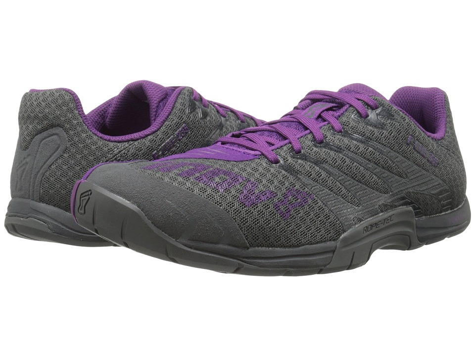 inov-8 - F-Lite 235 (Grey/Purple) Women's Running Shoes