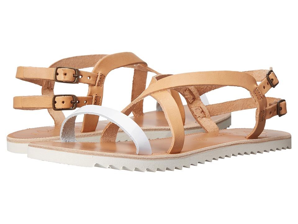 Joie - Calafia (Natural/White) Women's Sandals